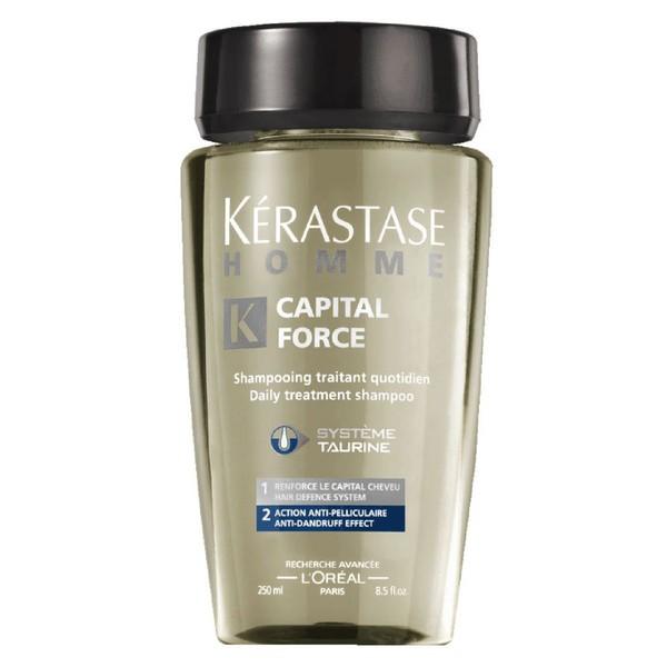 Kérastase Homme Captial Force Anti-Dandruff Shampoo 250ml