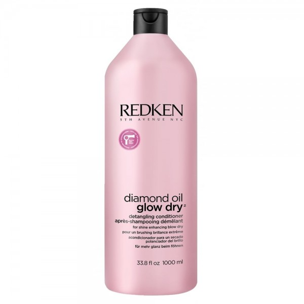 Redken Diamond Oil Glow Dry Shampoo 1000ml