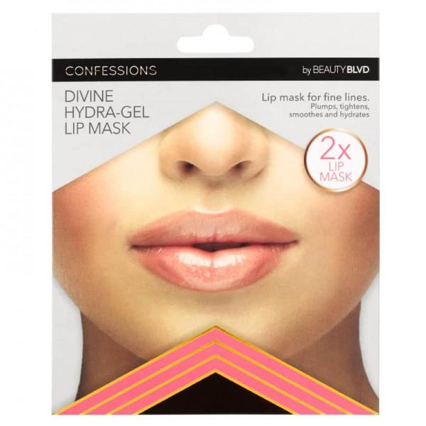 Confessions Divine Hydra-Gel Lip Mask