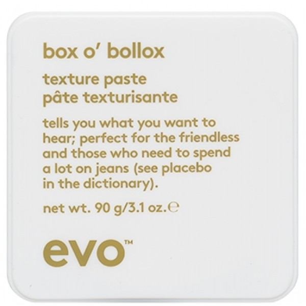 EVO Box O' Bollox Life Changing Paste 90g