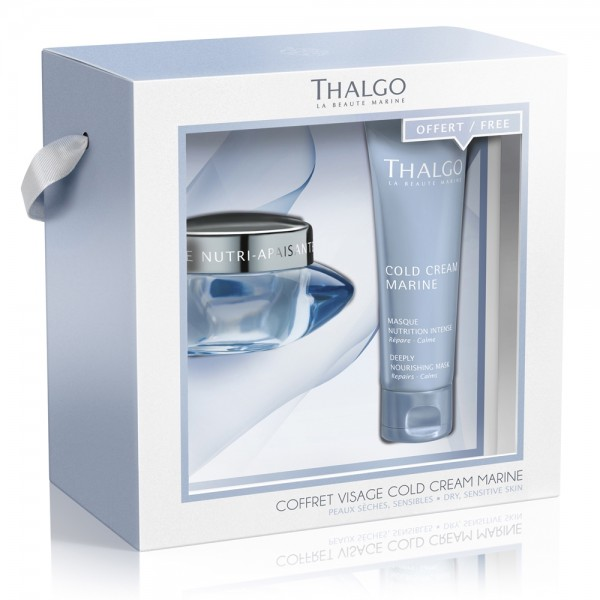 Thalgo Cold Cream Marine Face (2018/2019 Limited Edition)