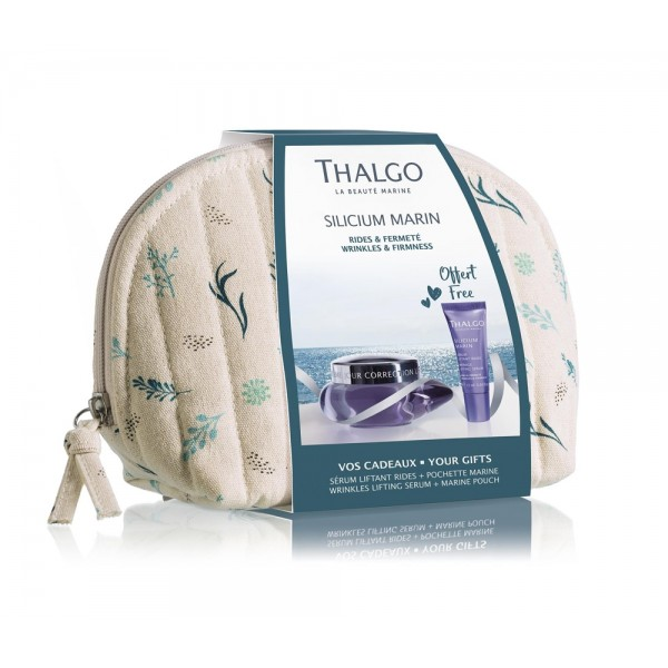 Thalgo SILICIUM MARIN Beauty Pouch
