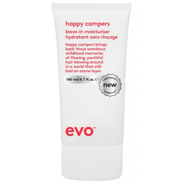 EVO Happy Campers Leave In Moisturiser 140ml