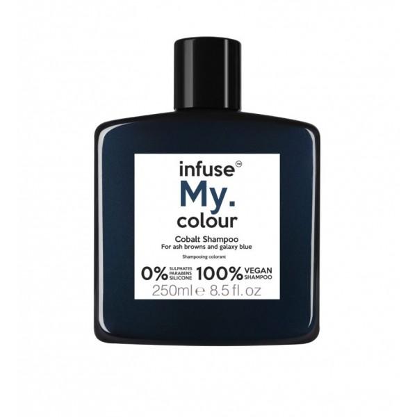 Infuse My. Colour Shampoo 250ml – Cobalt