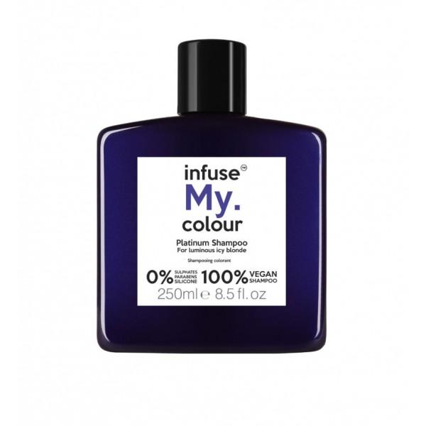 Infuse My. Colour Shampoo 250ml – Platinum