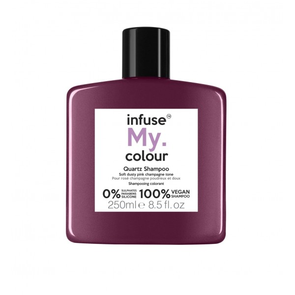 Infuse My. Colour Shampoo 250ml – Quartz