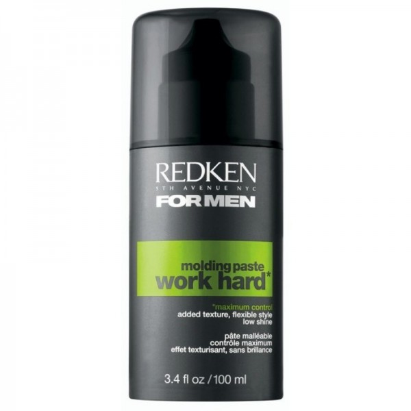 Redken For Men Work Hard 100ml