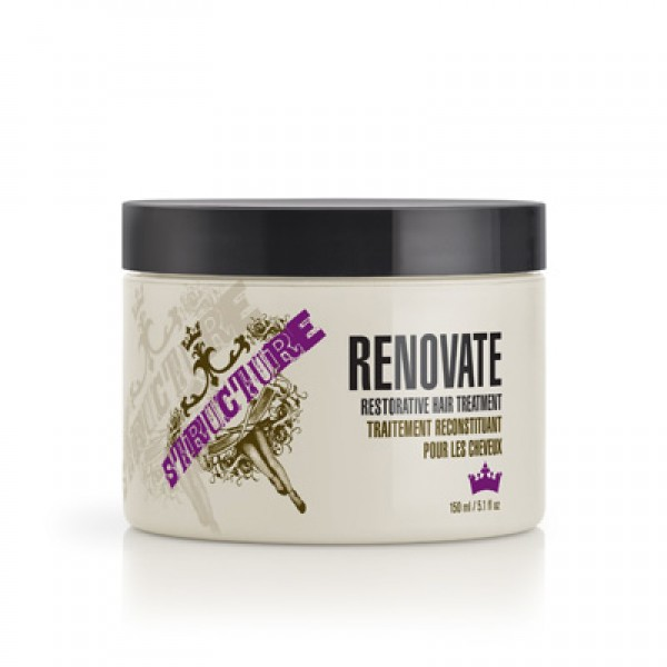 Structure Renovate Hair Treatment 150ml