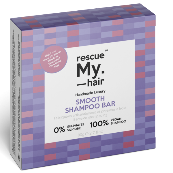 Rescue My. Hair™ Smooth Shampoo Bar 80g