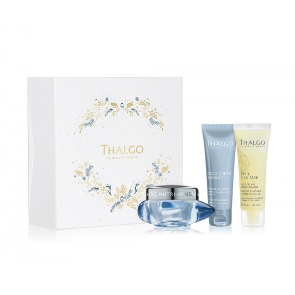 Thalgo Cold Cream Marine (Dry/Sensitive Skin) Limited Edition Gift Box 2020