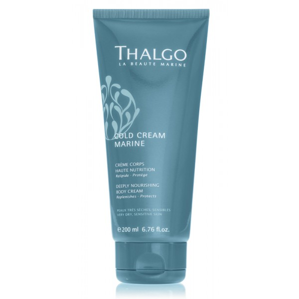 Thalgo Deeply Nourishing Body Cream 200ml