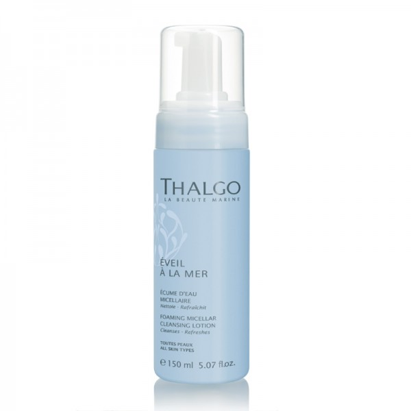 Thalgo Eveil à la Mer Foaming Micellar Cleansing Lotion 150ml