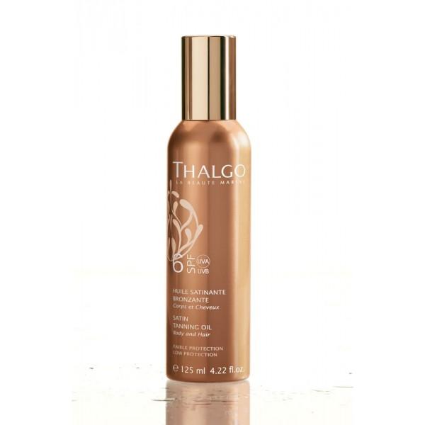 Thalgo SPF6 Satin Tanning Oil 125ml