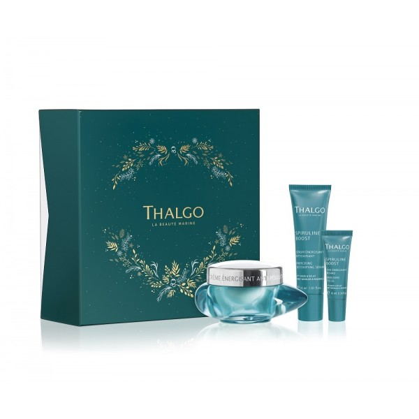 Thalgo Spiruline Boost (Anti-Ageing 25+, Anti-Pollution) Limited Edition Gift Box 2020