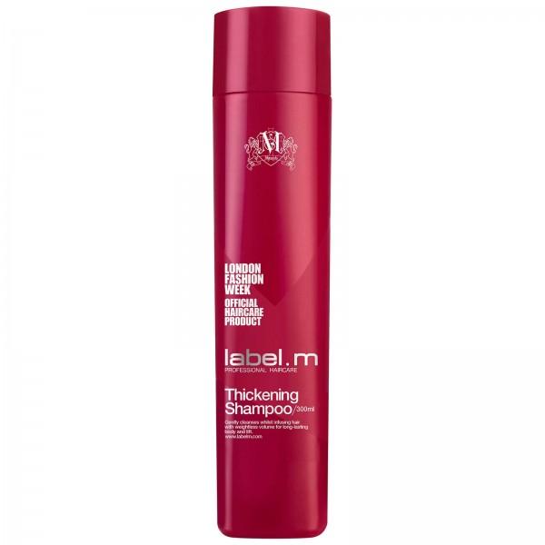 label.m Thickening Shampoo 300ml