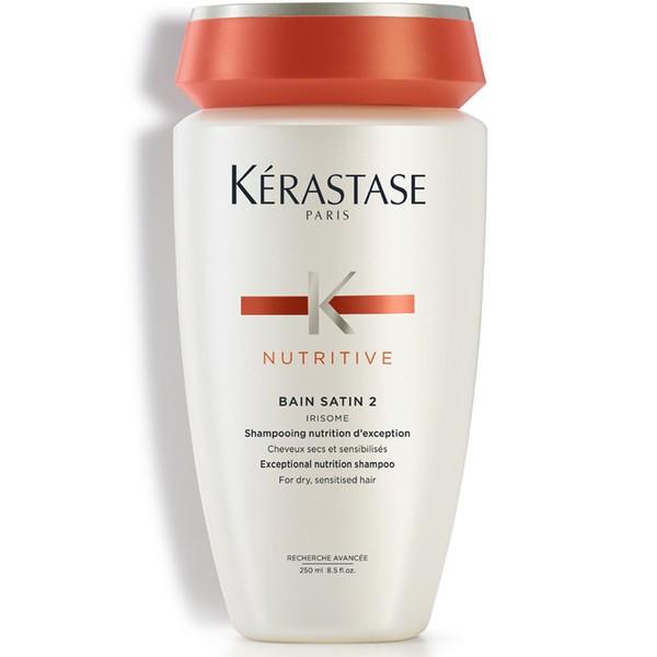 Kérastase Nutritive Bain Satin 2 Shampoo 250ml