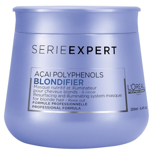 Serie Expert Blondifier Resurfacing & Illuminating Masque 250ml