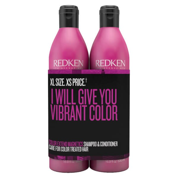 Redken Color Extend Magnetics Shampoo & Conditioner Duo 500ml