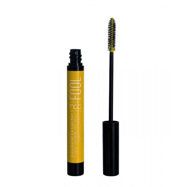 Colour Wand Hair Mascara - Yellow