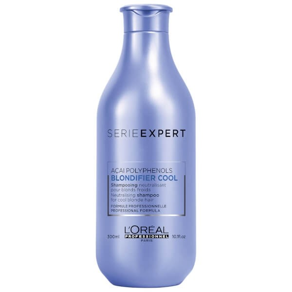 Serie Expert Blondifier Cool Shampoo 300ml