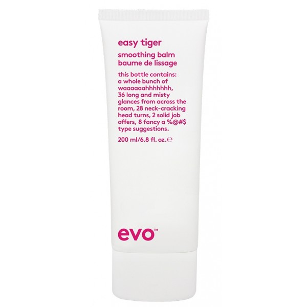 EVO Easy Tiger Smoothing/Straightening Balm 200ml