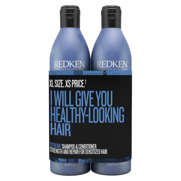 Redken Extreme Shampoo & Conditioner Duo 500ml