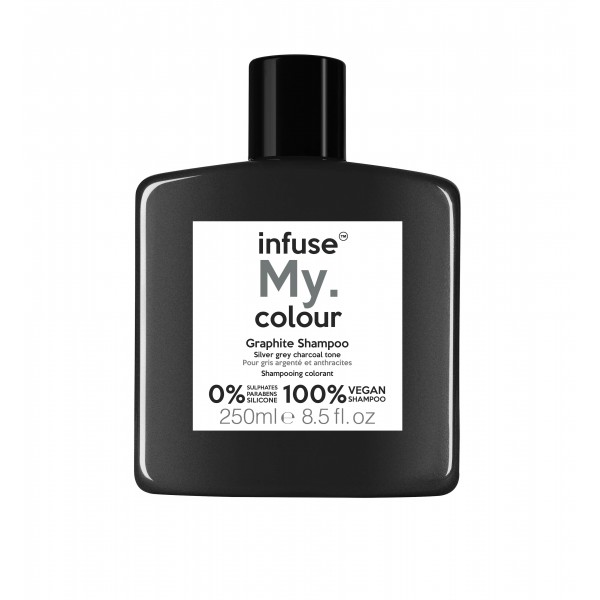 Infuse My. Colour Shampoo 250ml – Graphite
