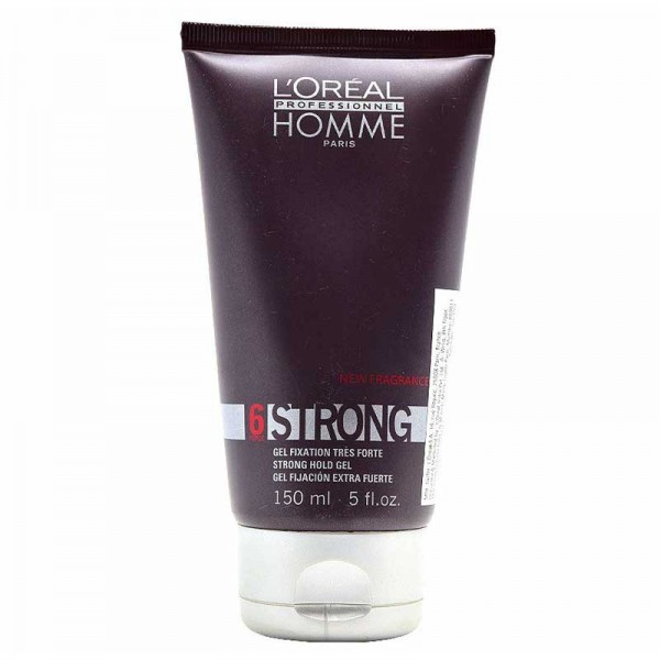 Homme Strong - Strong Hold Gel 150ml