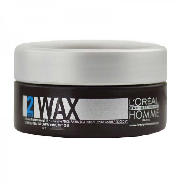 Homme Wax - Shine and Definition Wax 50ml