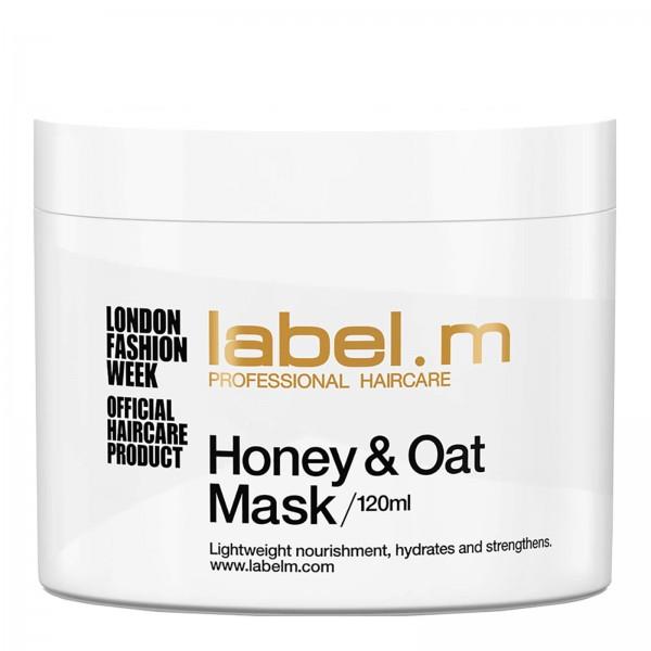 label.m Honey & Oat Mask 120ml