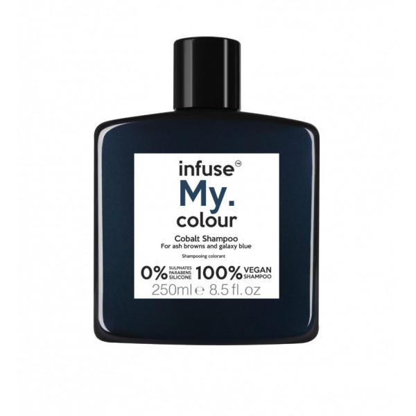 Infuse My. Colour Shampoo 250ml – Cobalt