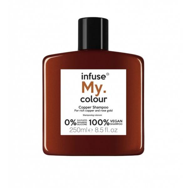 Infuse My. Colour Shampoo 250ml – Copper