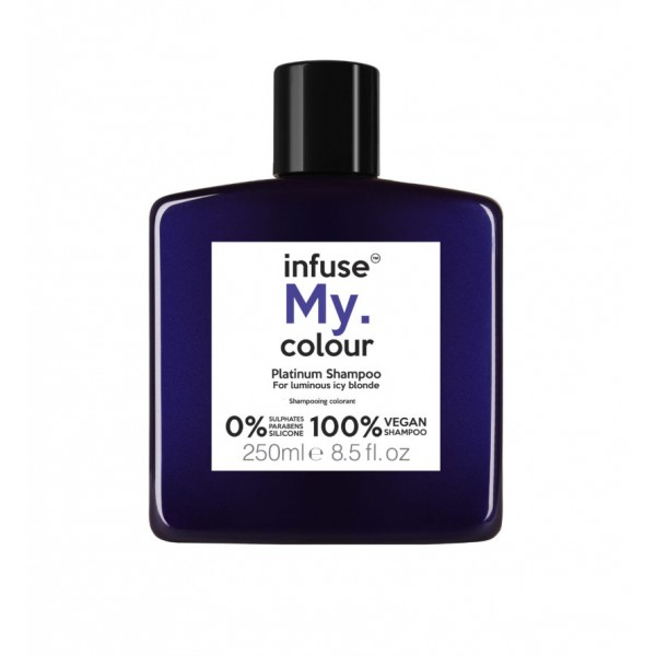 Infuse My. Colour Shampoo 250ml – Platinum