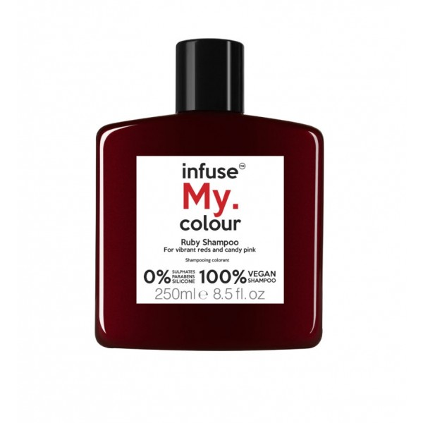 Infuse My. Colour Shampoo 250ml – Ruby