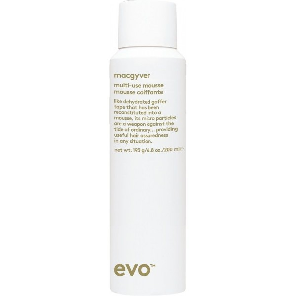 Evo Macgyver Mousse 200ml