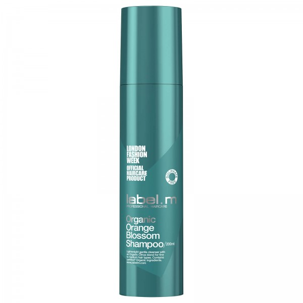 label.m Organic Orange Blossom Shampoo 200ml