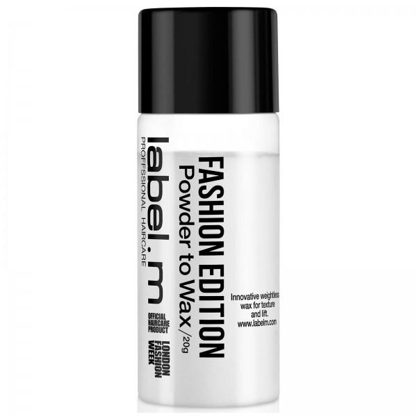 label.m Fashion Edition Powder To Wax 20g