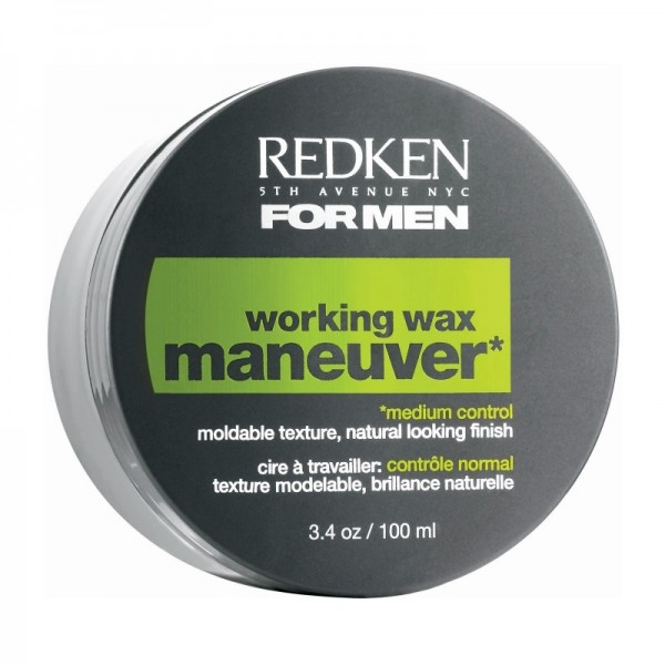Redken For Men Maneuver Working Wax 100ml