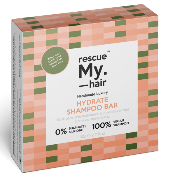 Rescue My. Hair™ Hydrate Shampoo Bar 80g