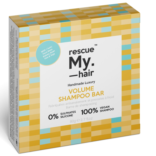 Rescue My. Hair™ Volume Shampoo Bar 80g