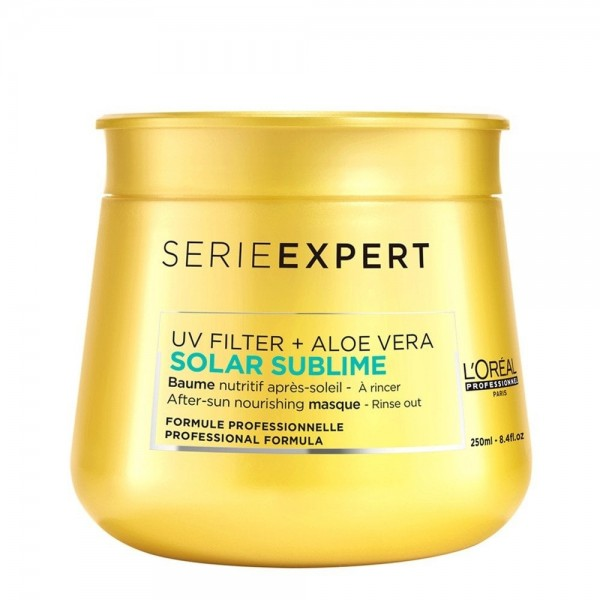 Serie Expert Solar Sublime Masque 250ml (UV Filter + Aloe Vera Formulation)