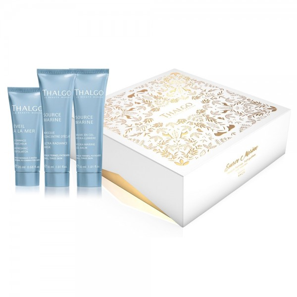 Thalgo SOURCE MARINE RADIANCE DISCOVERY Gift Box