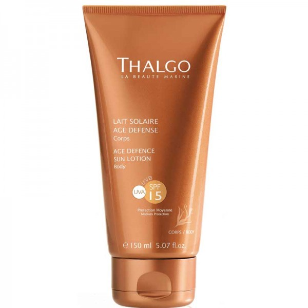 Thalgo Age Defence Sun Lotion SPF15 150ml