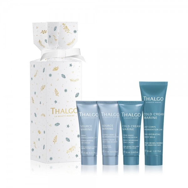 Thalgo Skin Solutions Christmas Cracker Limited Edition 2020