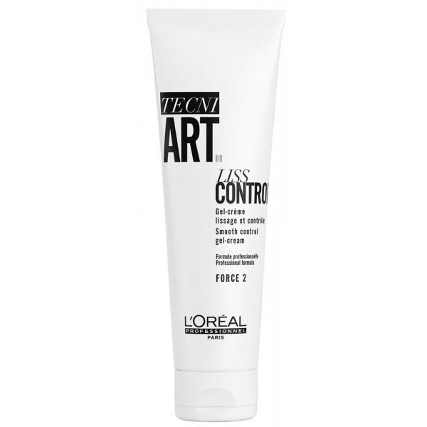 Tecni Art Liss Control Smooth Control Gel-Cream 150ml