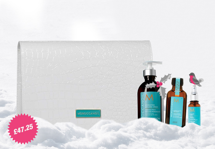 Give a Moroccanoil Gift Set this Christmas