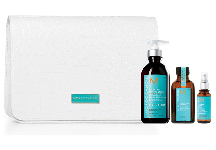 How to use Moroccanoil