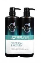 Catwalk Oatmeal & Honey 750ml Shampoo & Conditioner Duo