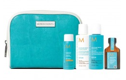 Moroccanoil Nourish & Style Travel Set